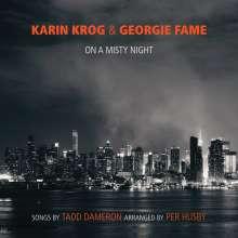 Karin Krog & Georgie Fame: On A Misty Night, CD