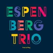 Espen Berg (geb. 1983): Free To Play, CD