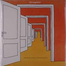 Pål Angelskår: The Cellar Door Was Open, I Could Never Stay Away, LP