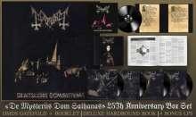 Mayhem: De Mysteriis Dom Sathanas (25th Anniversary), 5 LPs