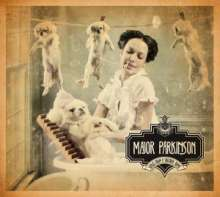 Major Parkinson: Songs From A Solitary Home, CD