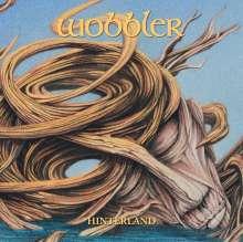 Wobbler: Hinterland, CD