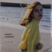 Marit Larsen: Joni Was Right I & II, LP