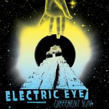 Electric Eye (Space Rock/Norwegen): Different Sun, LP