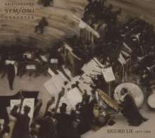 Sigurd Lie (1871-1904): Symphonie a-moll, CD