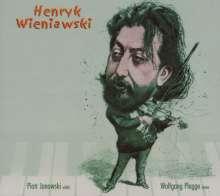 Henri Wieniawski (1835-1880): Werke für Violine & Klavier, Super Audio CD