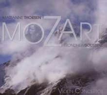 Wolfgang Amadeus Mozart (1756-1791): Violinkonzerte Nr.3-5, SACD
