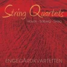 Engegardkvartetten - String Quartets Vol.1, Super Audio CD