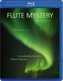 Fred Jonny Berg (geb. 1973): Flute Mystery op.66b (Blu-ray & SACD), 1 Blu-ray Audio und 1 Super Audio CD
