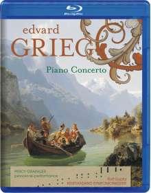 Edvard Grieg (1843-1907): Klavierkonzert op.16 (Blu-ray & SACD), 1 Blu-ray Audio und 1 Super Audio CD