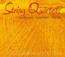 Engegardkvartetten - String Quartets Vol.2, Super Audio CD