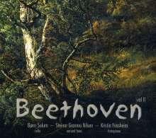 Ludwig van Beethoven (1770-1827): Cellosonaten Nr.2 & 4, Super Audio CD