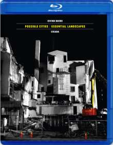 Eivind Buene (geb. 1973): Possible Cities / Essential Landscapes, 2 Blu-ray Audios