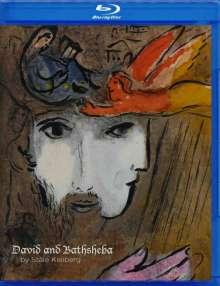 Stale Kleiberg (geb. 1958): David & Bathsheba (Oratorium), 1 Blu-ray Audio und 1 Super Audio CD