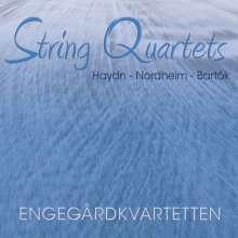 Engegardkvartetten - String Quartets Vol.3, CD
