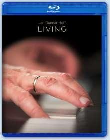 Jan Gunnar Hoff (geb. 1958): Living: Sofienberg Church, Norway, 2012 (Super Audio-CD + Blu-ray Disc), 1 Super Audio CD und 1 Blu-ray Disc