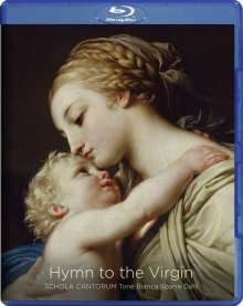 Hymn to the Virgin, 1 Blu-ray Audio und 1 Super Audio CD