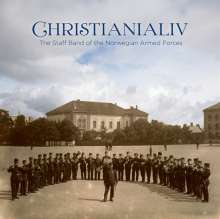 Christianialiv - The Staff Band of the Norwegian Armed Forces, 1 Blu-ray Audio und 1 Super Audio CD