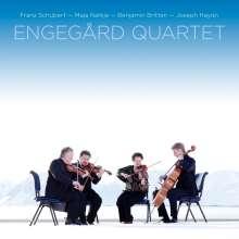 Engegard Quartet, 1 Blu-ray Audio und 1 Super Audio CD
