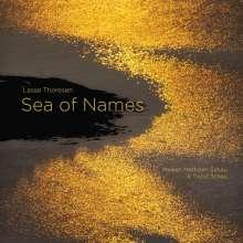 "Lasse Thoresen (geb. 1949): Kammermusik ""Sea of Names"", SACD"