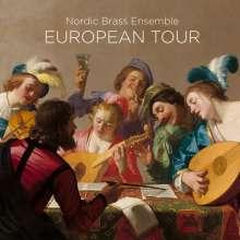 Nordic Brass Ensemble - European Tour, Blu-ray Audio