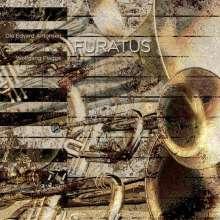 Ole Edvard Antonsen & Wolfgang Plagge - Furatus, 1 Blu-ray Audio und 1 Super Audio CD