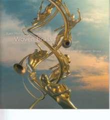 """Björn Morten Christophersen (geb. 1976): Musik für Blechbläser """"Woven Brass"""", 1 Super Audio CD und 1 Blu-ray Audio"""