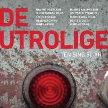 De Utrolige - Ten Sing 50 Är - The Unbelivable-Ten Sing 50 Years, CD