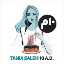 Tania Saleh: 10 A.D., CD