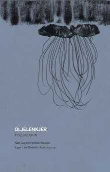 Karl Seglem (geb. 1961): Oljelenkjer, 1 CD und 1 Buch