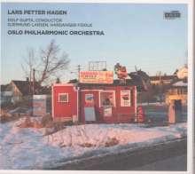 Lars Petter Hagen (geb. 1975): The Artist's Despair Before the Grandeur of Ancient Ruins, CD