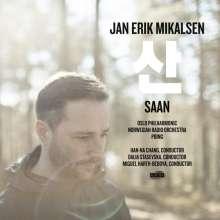 Jan Erik Mikalsen (geb. 1979): Saan, CD