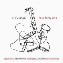 Will Vinson: 441, CD