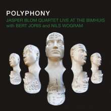 Jasper Blom (geb. 1965): Polyphony, 2 CDs
