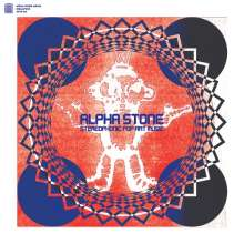 Alpha Stone: Stereophonic Pop Art Music, 2 LPs