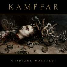 Kampfar: Ofidians Manifest, LP