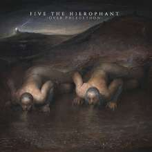 Five The Hierophant: Over Phlegethon, CD