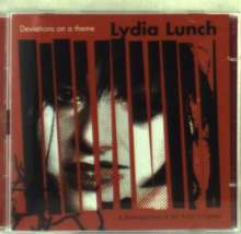 Lydia Lunch: Deviations On A Theme, 2 CDs