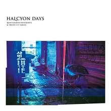 Halcyon Days: Rain Soaked Pavements & Freh Cut Grass, CD