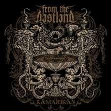 From The Vastland: Kamarikan, CD