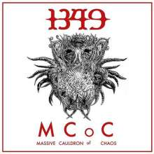 1349: Massive Cauldron Of Chaos (Limited Edition) (Red Vinyl), LP