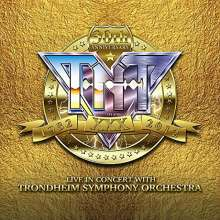 TNT (Heavy Metal): 30th Anniversary 1982 - 2012, Live In Concert With Trondheim Symphony Orchestra (CD + DVD), CD