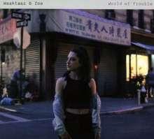 Waaktaar & Zoe: World Of Trouble, CD