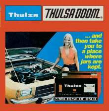 Thulsa Doom: ... And Then Take You To A Place Where Jars Are Kept. (remastered) (Limited-Edition), LP