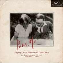 Liv Elise Nordskog - Pour Mi, CD