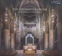 Magne Harry Draagen - The Steinmeyer Organ in Nidaros Cathedral, CD