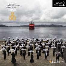 Bergen Philharmonic Orchestra - Opus 250, CD