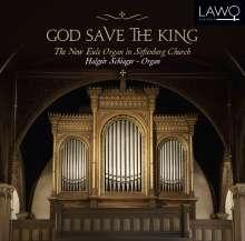 Halgeir Schiager - God Save The King, CD