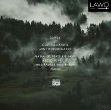 Olav Kielland (1901-1985): Lieder, CD