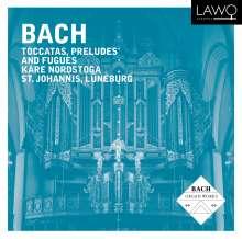 Johann Sebastian Bach (1685-1750): Präludien & Fugen BWV 532,534,536,543-546,550, 2 CDs